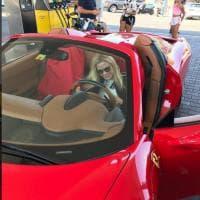 Per Brooke di 'Beautiful' vacanze in Puglia tra Ferrari e ulivi