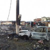 Foggia, sequestrato il ghetto dei migranti: 20enne morì nel rogo delle