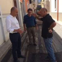 Bari, via alla pista ciclabile ma salvi 40 posti auto: