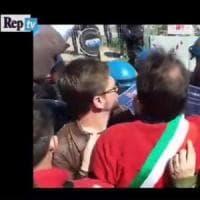 """Sanzioni per i No Tap nel Salento, il consigliere regionale si autodenuncia: """"C'ero,..."""