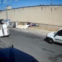 Bari, la telecamera incastra gli incivili dei rifiuti. Il sindaco: