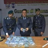 Foggia, sequestrati 12 chili di eroina importati dalla Turchia: arrestati