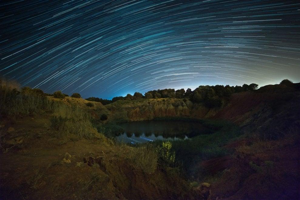 Nel cielo del Salento lo spettacolo delle stelle