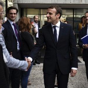 """""""Macron non è in Valle d'Itria"""": l'Eliseo smentisce la vacanza del presidente francese in Puglia"""