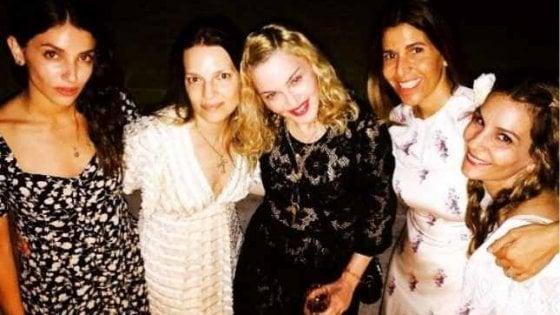 Madonna Torna In Puglia Vacanza A Borgo Egnazia Con I Figli Per Il