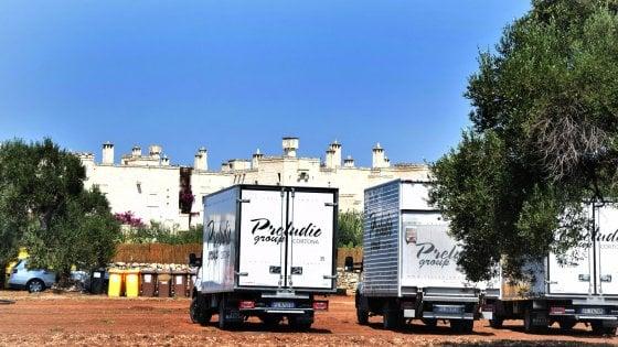 Triglie, carciofi e mele fritte: in Puglia un menu di ispirazione kosher per le nozze d'America
