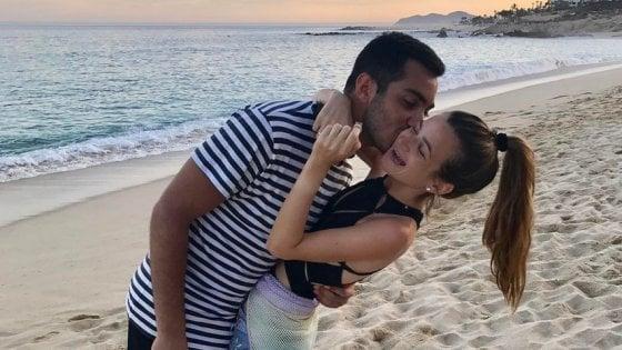Puglia, matrimonio da 25 milioni di dollari per miss Sutton: il padre è più ricco di Trump