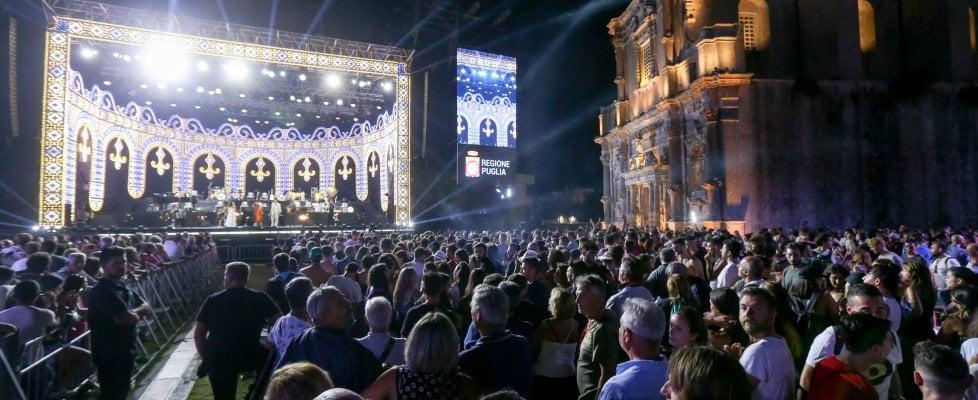 Notte della taranta, 200mila in Salento con Gualazzi per cancellare la paura del terrorismo