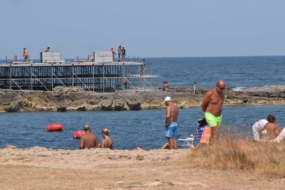 Matrimonio Spiaggia Monopoli : Monopoli ecco i luoghi del matrimonio americano di