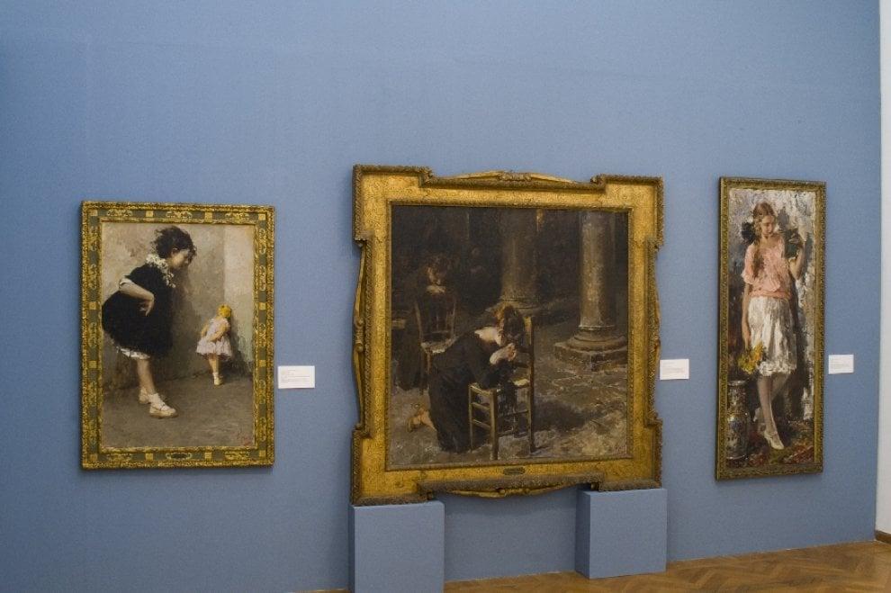 Bari, le donne di Irolli dai depositi in Pinacoteca