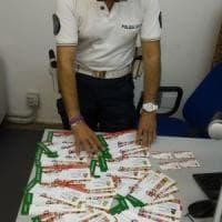 Bari, bagarini alla Fiera del Levante: sequestrati 200 biglietti in vendita a un euro in meno