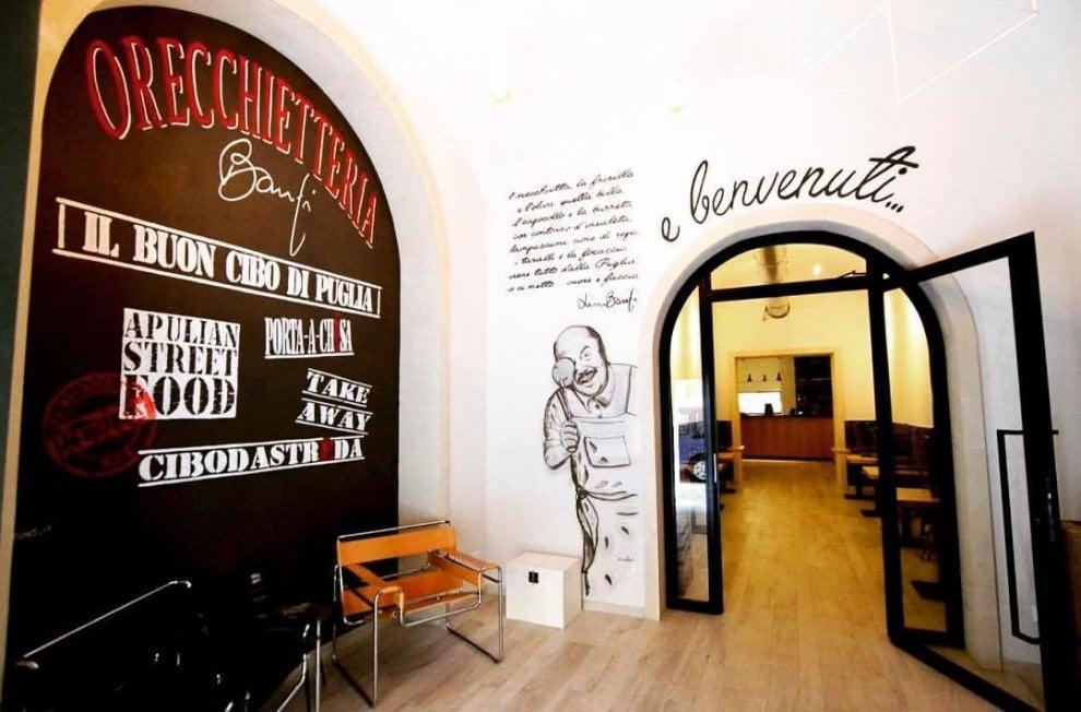 Lino Banfi ristoratore: apre a Roma la sua Orecchietteria