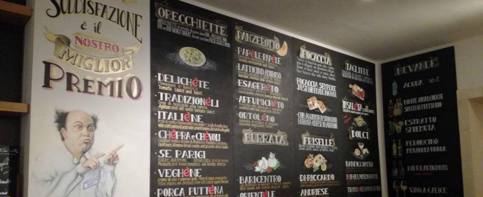 """Lino Banfi e il suo ristorante tutto da ridere: """"Nel menù la noce del capocollo e l'antipasto 5-5-5"""""""