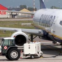 Ryanair, in Puglia 78 voli cancellati fino a ottobre: per un mese disagi tra Brindisi e Orio al Serio