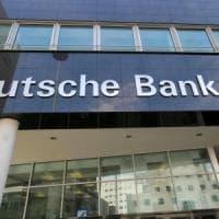 """Deutsche Bank , la Procura Trani indaga gli ex manager: """"Manipolazione del mercato"""""""