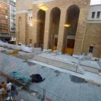 Bari, l'urbanista Dino Borri boccia la scalinata in via Sparano: