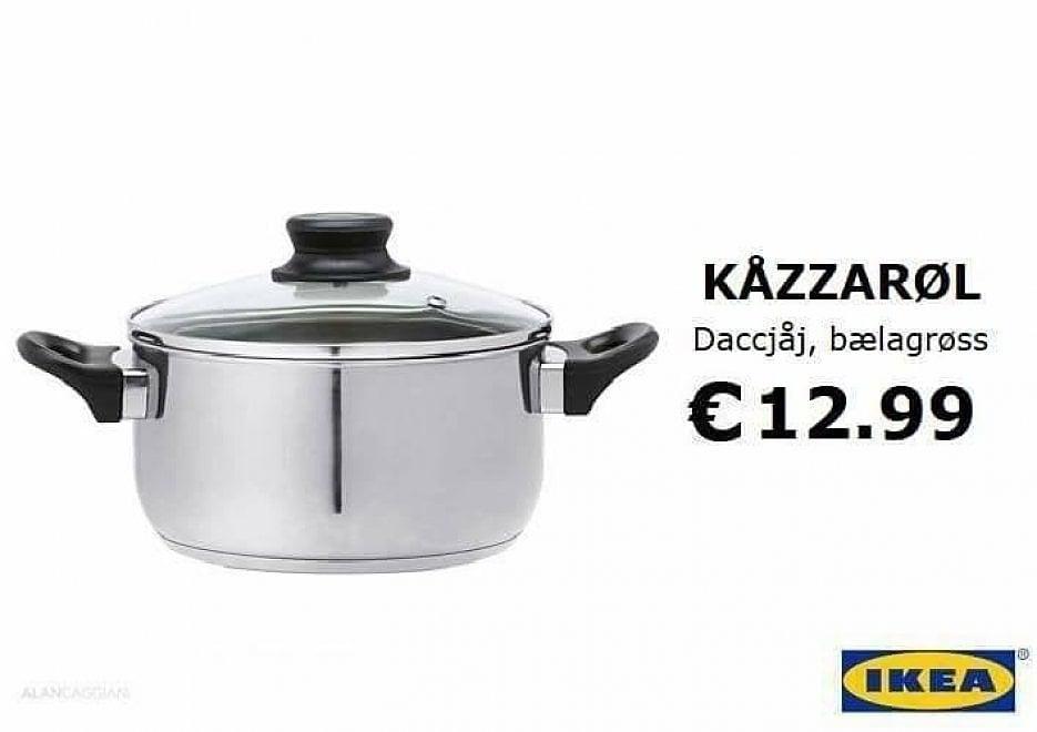 Il catalogo Ikea in dialetto barese, l'ironia è virale