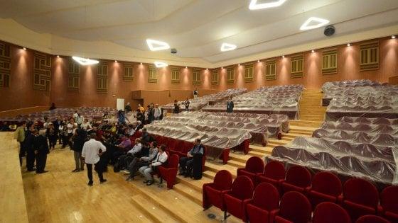 """Bari, dopo 26 anni l'auditorium Nino Rota riapre con Carla Fracci: """"Qui i concerti del Conservatorio"""""""