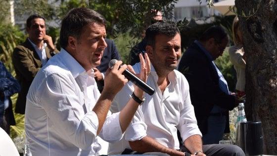 """Renzi a Bari: """"La Puglia acceleri sul gasdotto Tap e la smetta di polemizzare sulle trivelle in mare"""""""