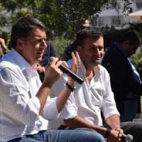 """Renzi a Bari: """"La Puglia acceleri sul gasdotto Tap e la smetta di polemizzare sulle..."""