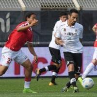 Calcio, per il Bari le trasferte restano un tabù: lo Spezia vince in casa