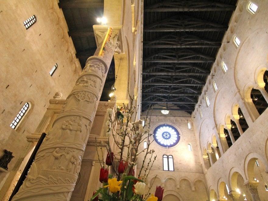 Bari, una mostra racconta la storia della Cattedrale