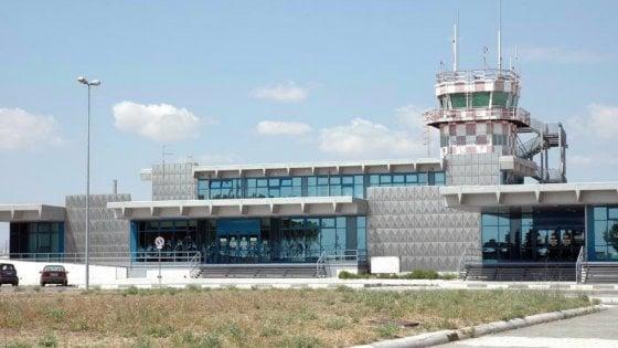 Puglia, l'aeroporto di Foggia sarà la nuova sede della protezione civile regionale