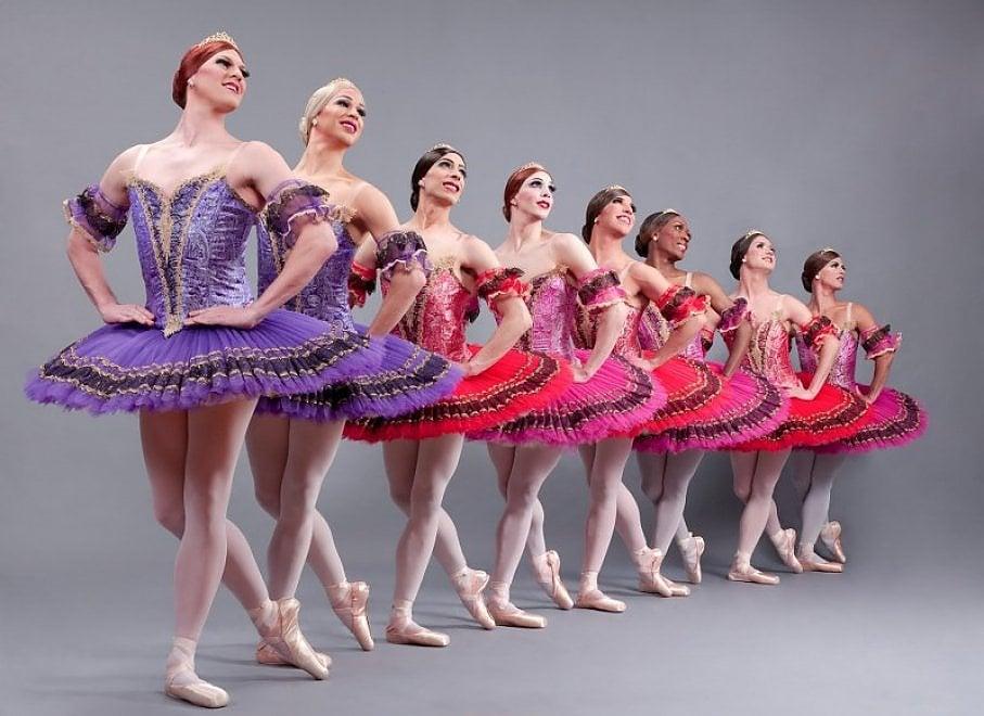 Les Ballets Trockadero, a Bari i re della danza en travesti