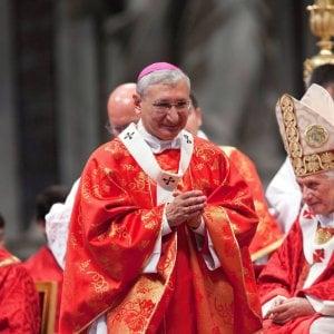 """Esuberi all'Ilva, l'arcivescovo di Taranto Filippo Santoro: """"I ministri ci avevano rassicurato"""""""