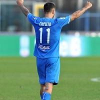 Calcio, Caputo punisce il Foggia: l'Empoli vince per 3-1