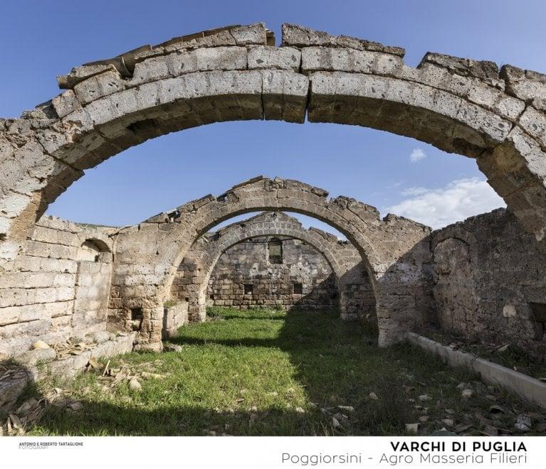 La Puglia degli archi: le pietre raccontano le città