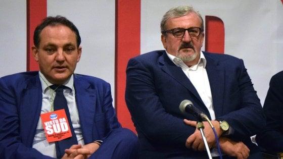 """Michele Emiliano lancia l'Agenda del Sud: """"Il governo è nordista, i 5 Stelle collaborino con noi"""""""