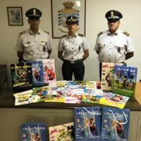 Martina Franca, 'buste sorpresa' contraffatte: scatta il sequestro in tutta