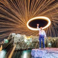 Giochi di fuoco a Polignano: il risultato è sorprendente