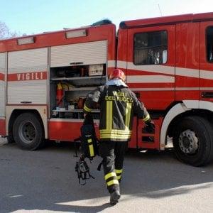 San Severo, esplosione in una fabbrica di fuochi pirotecnici: si teme ci siano vittime