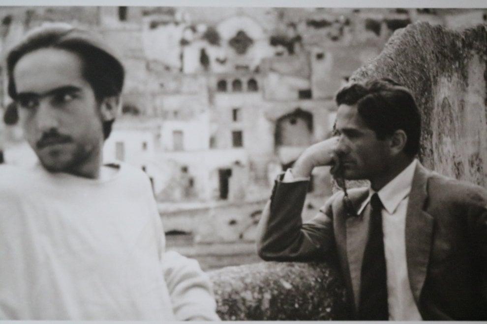 Pasolini regista fra i Sassi: le foto sul set del 'Vangelo'