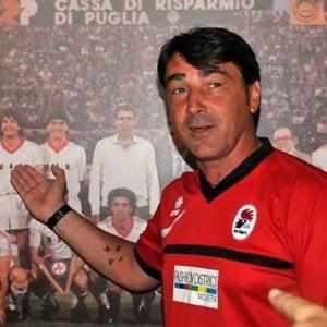 Bari calcio, squalificato Giovanni Loseto: ha preso per il collo un dirigente dell'Ascoli