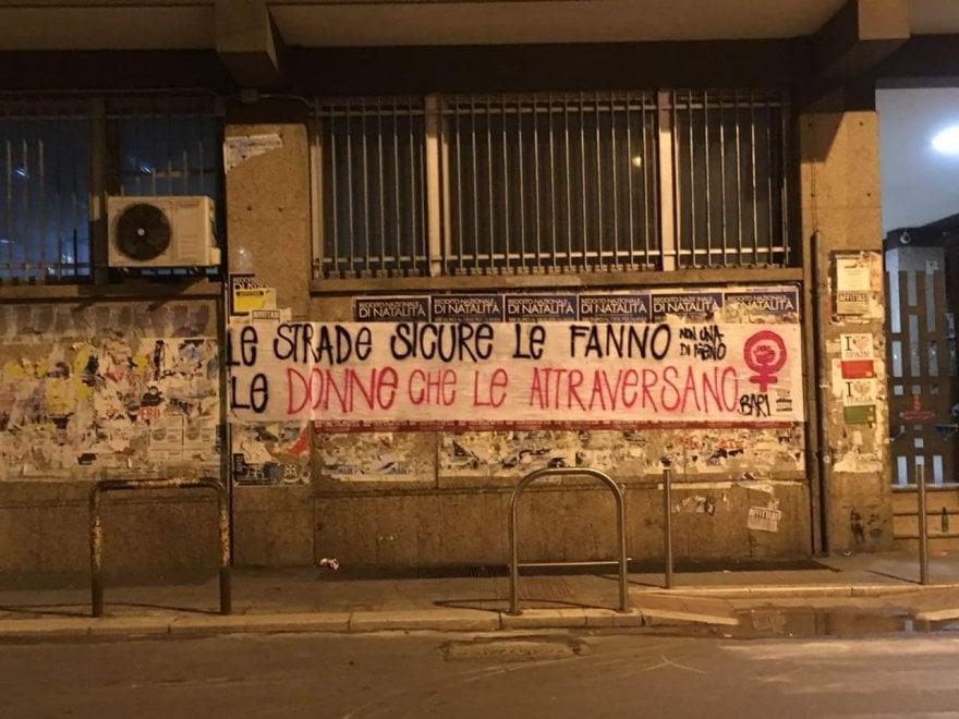 Bari, le strade cambiano nome nel segno delle donne