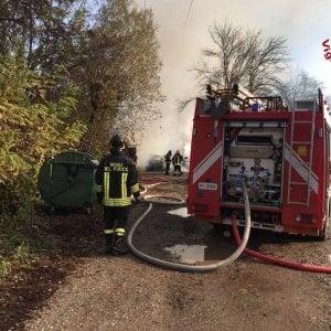 Alta Murgia, 270 ettari di Parco a fuoco in tre mesi: in azione il controllo dal satellite