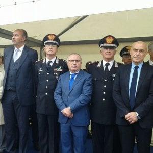 """Lecce, l'annuncio del ministro dell'Interno Minniti: """"Istituiremo i Cacciatori di Puglia"""""""