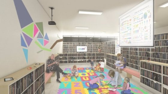 Bari, in rete undici biblioteche rionali: il Comune avvia il progetto Colibrì