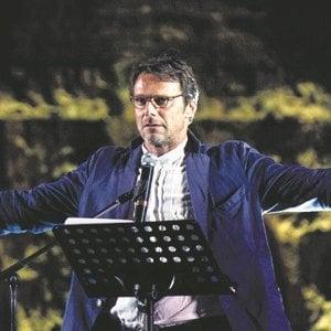 """Agenda/ Il mito di """"Prometeo"""" nel reading di Alessandro Preziosi al teatro Palazzo di Bari"""