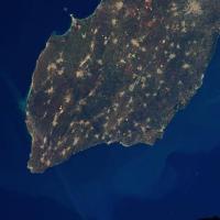 Il Salento dallo spazio: l'omaggio di Nespoli alla Puglia