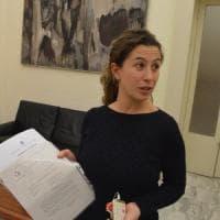 Insulti sessisti, la consigliera di Bari presenta la denuncia ai pm: