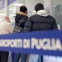 Bari, lituano arrestato in aeroporto con 2 chili di 'droga dello sciamano':
