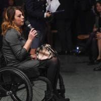 """""""Io, da aspirante carabiniera a psicologa in sedia a rotelle: la violenza del mio ex mi ha..."""
