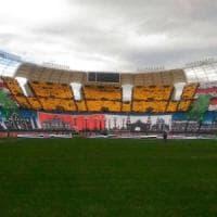 Bari-Foggia 1-0: Galano decide al 92' e consolida il primato dei biancorossi
