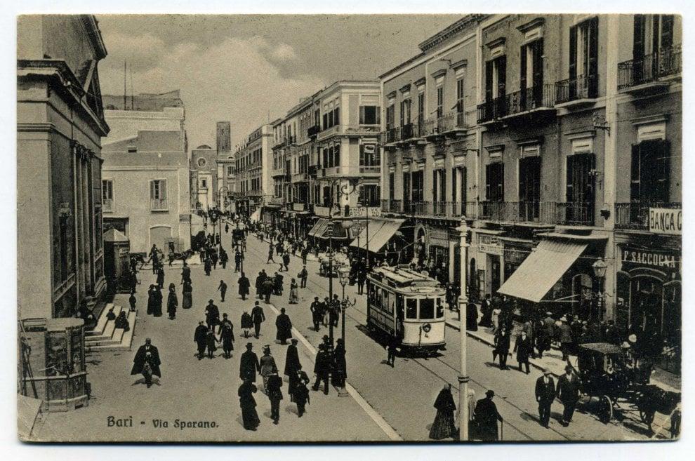'Via Sparano nel tempo': l'album è un amarcord su Bari