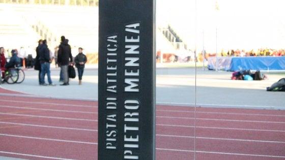 """Atletica, Barletta ritrova finalmente la pista di Mennea. Malagò (Coni): """"Un luogo simbolo per lo sport"""""""