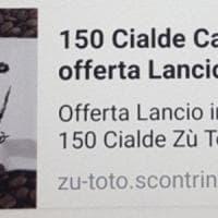 Mafia, bloccato l'annuncio online sulle cialde di caffè dedicate a Totò
